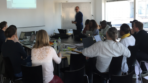 IREK Workshop in Copenhagen, May 2016